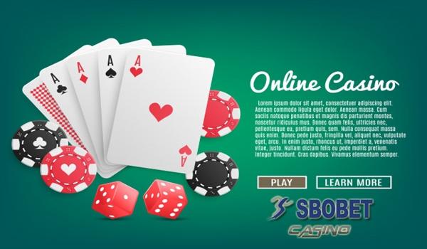 Beberapa Perbedaan Agen Casino Sbobet Dengan Casino Offline